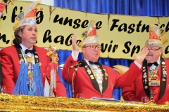 Elferratschef, Sitzungspräsident und Vorsitzender